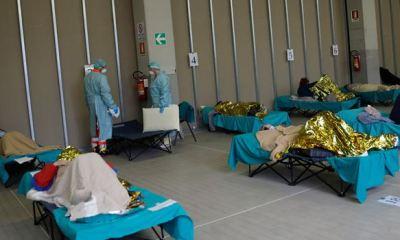 CORONAVIRUS: Italy announces 627 more deaths as disease kills Congolese music legend