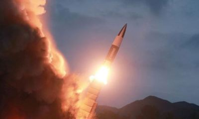 North Korea fires 6th ballistic missile in one month amid COVID-19 pandemic