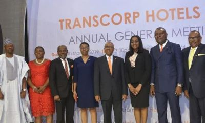 Transcorp plans N0.01 per share dividend, as UBA proposes N0.80 final dividend