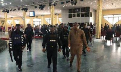 CORONAVIRUS: Lagos church members attack policemen enforcing ban on gatherings
