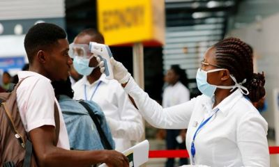 CORONAVIRUS: Burkina Faso confirms 2 cases as man flees Zimbabwe hospital before test