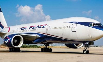 3 Air Peace crew members reportedly 'disappear' from Lagos quarantine centre
