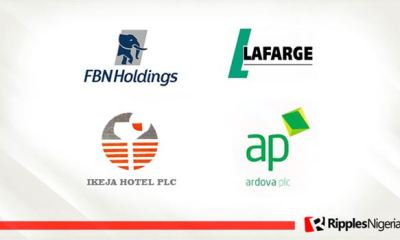 Lafarge, FBN Holdings top Ripples Nigeria Stock Watchlist