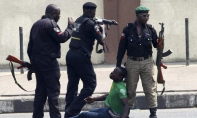 Security agents have killed more Nigerians while enforcing lockdown than covid-19 —Report
