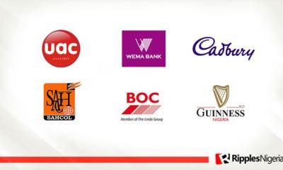 UACN, Wema, Cadbury top Ripples Nigeria stock watchlist