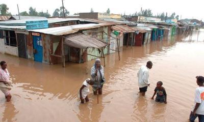 KENYA: 15 people missing, many displaced after heavy downpour