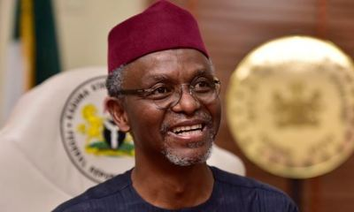 el-Rufai recovers from COVID-19