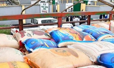 Customs lock out Oyo Commissioner, others returning alleged Weevil infested rice