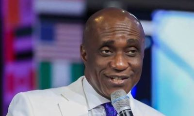 Pastor David Ibiyeomi casts doubt on COVID-19 in Nigeria, says it's used for money making (Video)