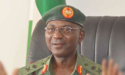 Nigerian military faults Amnesty Int'l report, says no child in its custody