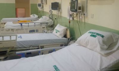 20 recovered COVID-19 patients discharged in Gombe