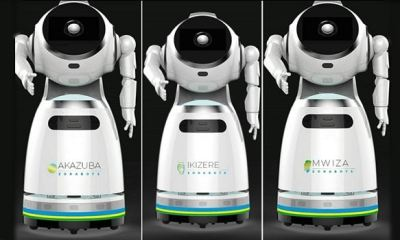 COVID-19: Robots arrive to screen patients in Rwanda, as Kenya sends 182 foreigners back to Tanzania