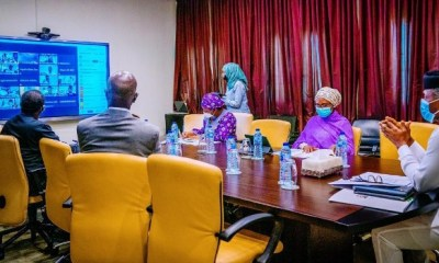 COVID-19: Nigerian govt moves to reopen economy after NEC meeting