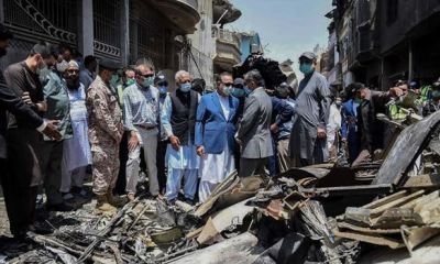 Black box of ill-fated Pakistani aircraft which killed 97 people found