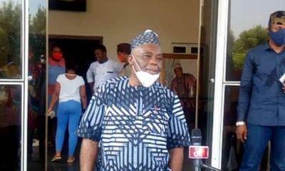 Raymond Dokpesi, 2 grandchildren recover from COVID-19