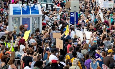 GEORGE FLOYD: Protests intensify in the US, as states activate National Guard troops
