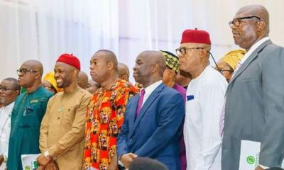Imo govt announces covid-19 test results of commissioners