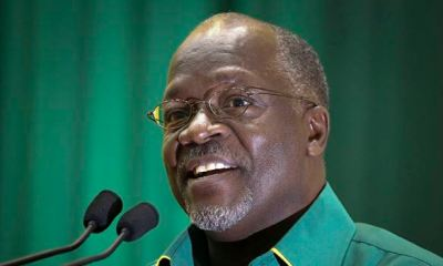 "The President of Tanzania John Magufuli has declared the country ""coronavirus-free"" thanks to prayers by citizens."