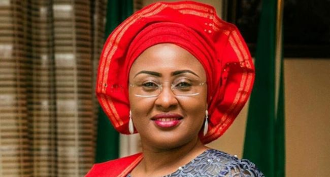 Nigerians slam Aisha Buhari as she asks IGP to release her staff