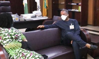 Nigeria summons Ghanaian envoy over demolished building