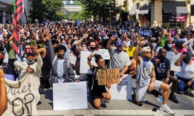GEORGE FLOYD: US protesters undeterred by curfews, continue wild demonstrations