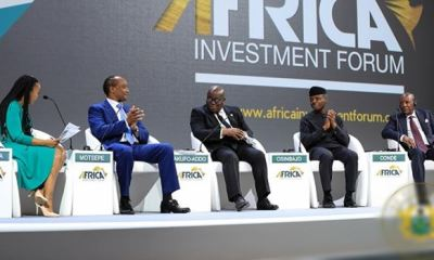Africa Investment Forum earmarks $3.79bn for 15 private sector projects in Nigeria, others