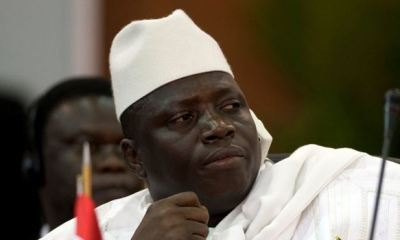 US govt moves to seize $3.5m mansion belonging to ex-Gambian leader, Jammeh