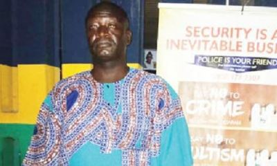 Pastor docked for raping, procuring abortion for daughter