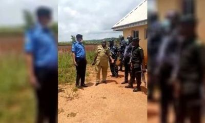Gunmen attack armed correctional officers, free kidnap, murder suspects