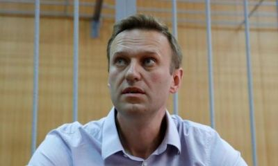 Poisoned Russian opposition leader diagnosed with metabolic disease