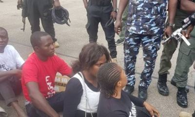 SERAP condemns arrest of #RevolutionNow protesters, charges Nigerian govt to tackle corruption, other problems