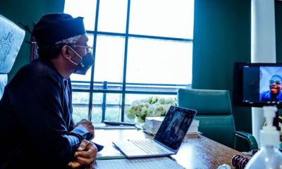 Gbajabiamila charges young Nigerians to get involved in politics