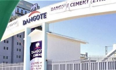 Dangote Cement raises N50bn debt to fund short term liabilities