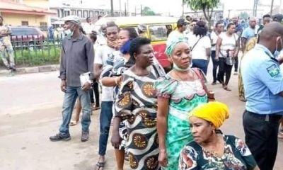 EDODECIDES: Card reader failure reported at seven polling units