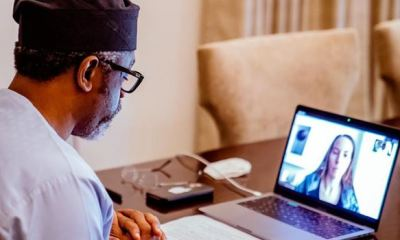 Gbajabiamila gets IPU president's backing on debt cancellation push for African countries