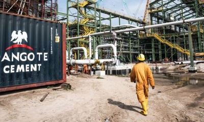 Nigerian govt frees Dangote Cement to operate across borders