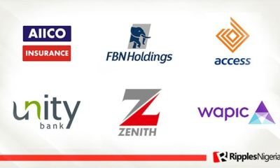 AIICO, FBN Holdings, Access Bank, Zenith Bank top Ripples Nigeria Stocks Watchlist