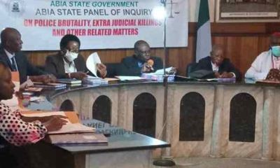 Petitioner explains how SARS operatives shot him, demanded N200,000 for his release