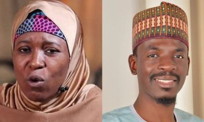 Aisha Yesufu, Buhari's aide trade barbs on Twitter over president, Ezekwesili