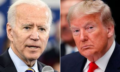 Voting begins in U.S as Biden seeks to unseat Trump