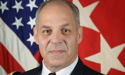 General Gustave Perna, COO for US Operation Warp Speed