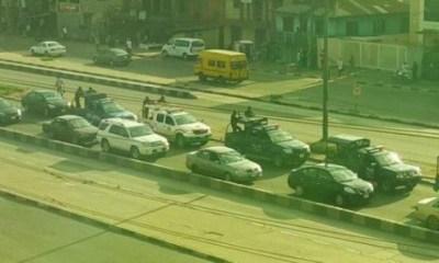Lagos govt. closes Maryland-Ojota service lane for six weeks