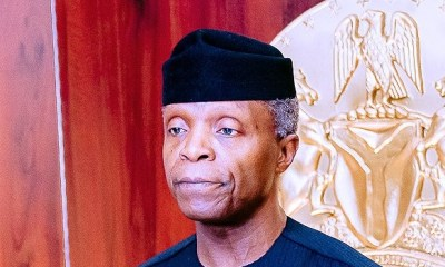 JUST IN: Osinbajo responds to Chairman of GIG Group, Chidi Ajaere, on Nigerian govt auto policy 'summersault'