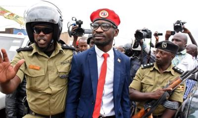 U.S reacts as three people killed in Uganda during violence over arrest of presidential candidate