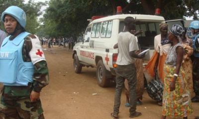 UN suspends operations in South Sudan after killing of two aid workers