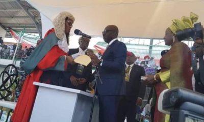 Gov Obaseki, Shaibu sworn-in for second term, make promises