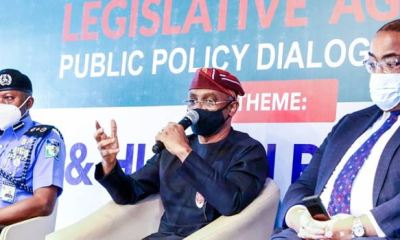 Reps will do everything to deliver policing system that works —Gbajabiamila