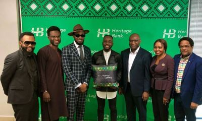 Heritage Bank sets aside N5bn as support fund for Creative Industry