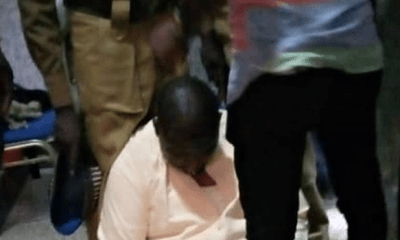 JUST IN... Suspected pension thief, Maina collapses in court during trial