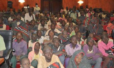 Bandits fed us Cassava and Kulikuli once in two days –Freed Kankara student